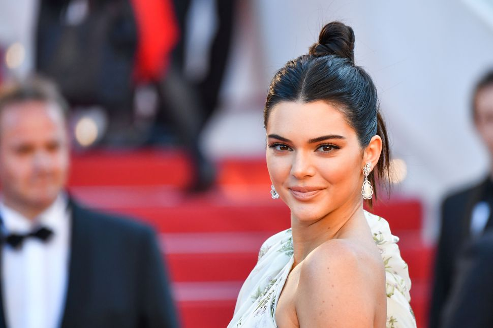 Kendall Jenner Isn't the First Model to Collaborate On a Jewelry Line