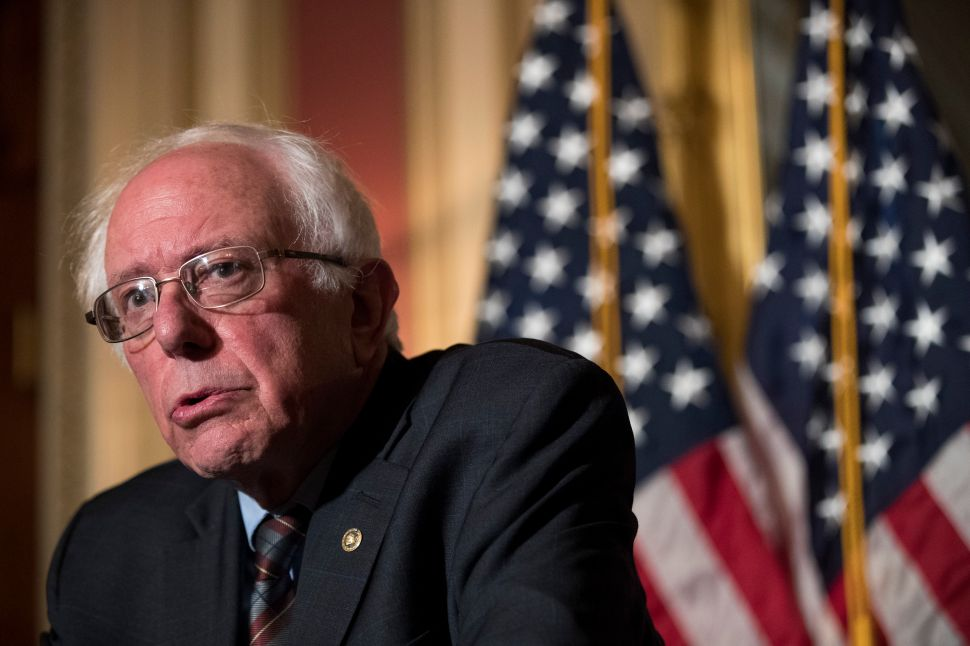 Democrats Claim Sanders Hurts Party as Clinton Investigations Resurface