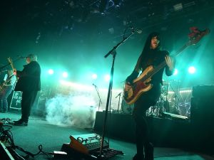 Pixies perform at Brooklyn Steel on May 26, 2017 in New York City.