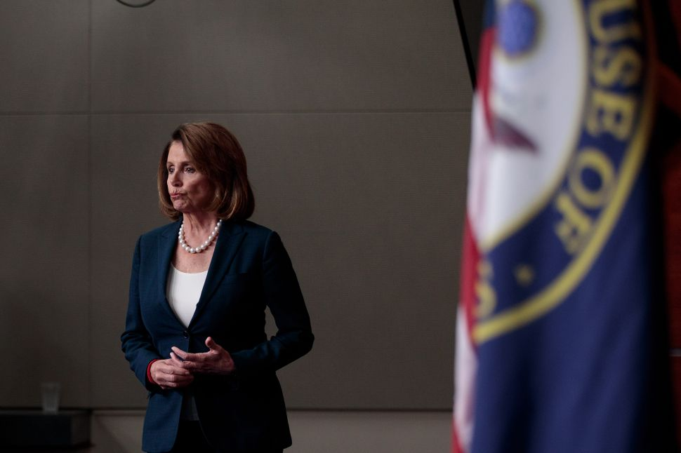 Nancy Pelosi Keeps Hurting Democratic Party Candidates