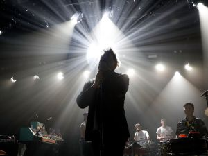 James Murphy of LCD Soundsystem performs at Brooklyn Steel on June 19, 2017 in New York City.