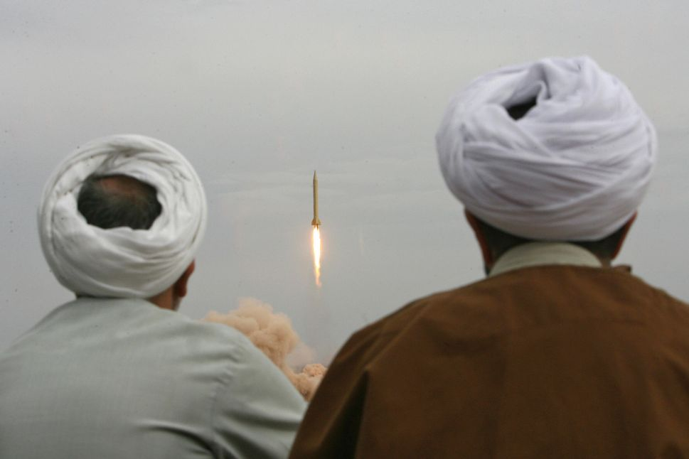 Iran Rains Missiles on ISIS in Syria—Which Means Israel Is in Range