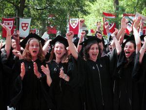 Harvard University graduates.