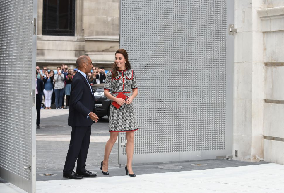 Kate Middleton Proves That Gucci Can Be Demure