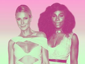 Gwyneth and Serena are joining forces.