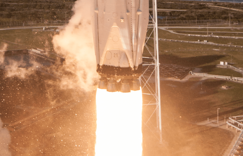 A SpaceX Rocket Launching on Sunday Will Suffer a Now-Unusual Fate