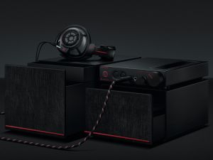 The very extensive Home package from Dior Homme and Sennheiser.