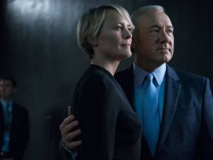 Claire and Frank Underwood.