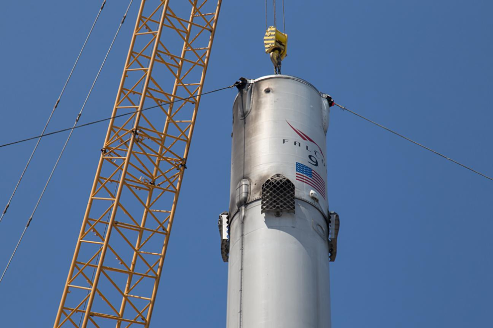 Take a Closer Look at SpaceX's Recovered Falcon 9 Rockets