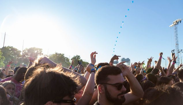 Governors Ball 2017. Photo Credit: Kaitlyn Flannagan for Observer