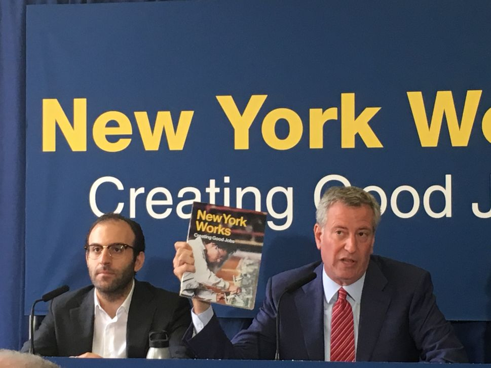De Blasio Wants Control of Subway System If Cuomo Can't Fix Its Problems