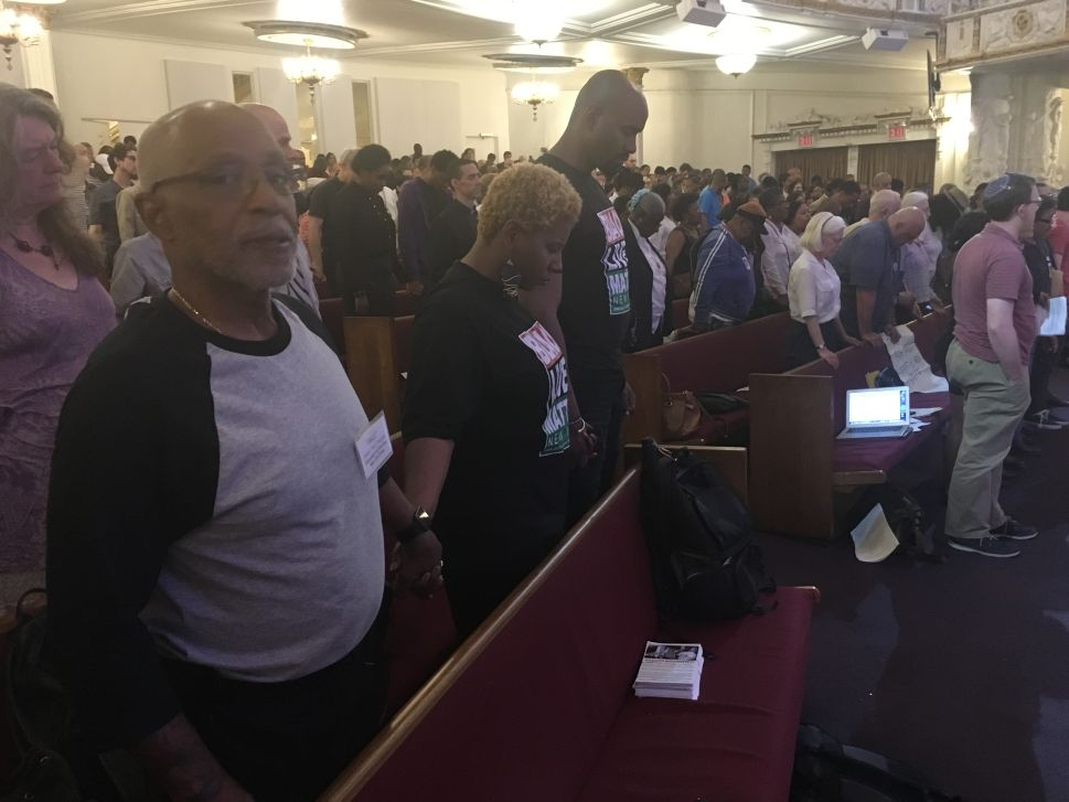 Top NYC Mayoral Candidates Skip Faith-Based Forum In Harlem