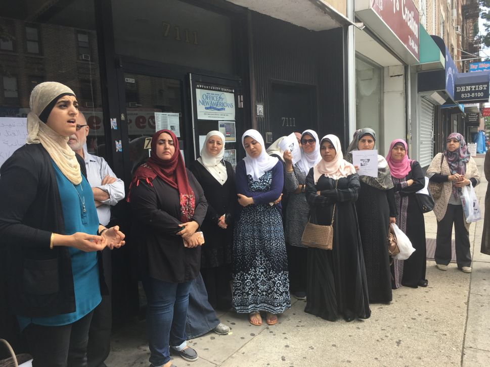 Bay Ridge Muslims Honor Black Muslim Teen Killed On Her Way to Mosque