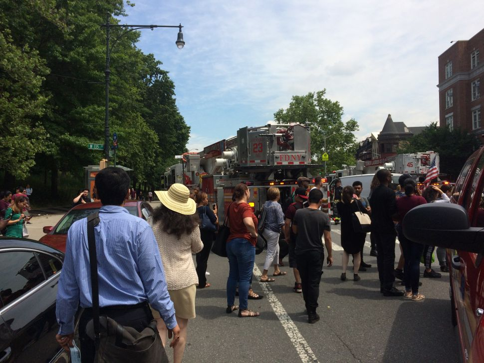 MTA Investigating Why Brakes Went Into Emergency Mode in Harlem A Train Derailment
