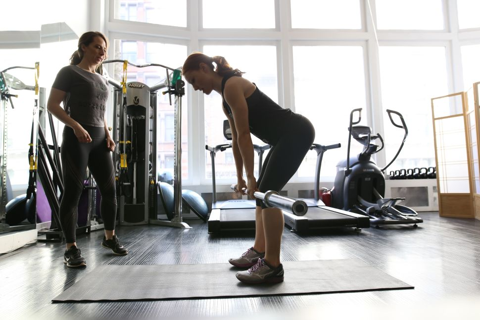 This Women-Only Gym Wants to Create a Female Society