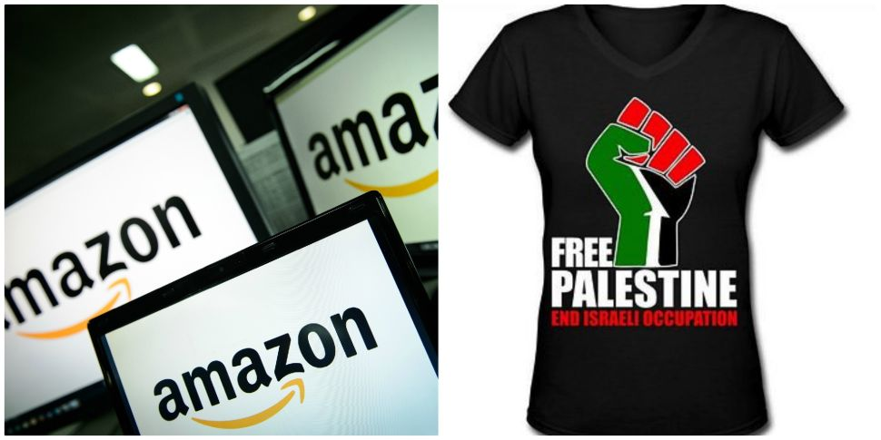 Amazon, Walmart and Sears Face Major Backlash for Selling an 'Anti-Semitic' Shirt