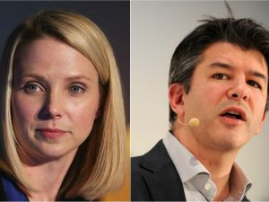 Is Marissa Mayer in Uber's future?