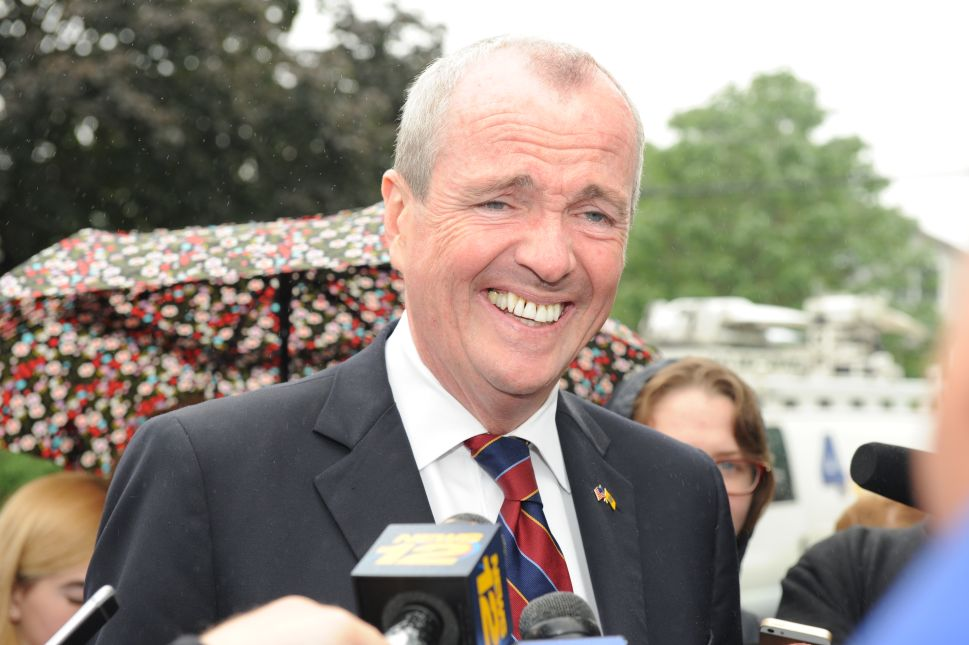 Murphy's Lead Is 14 Points in New Monmouth Poll