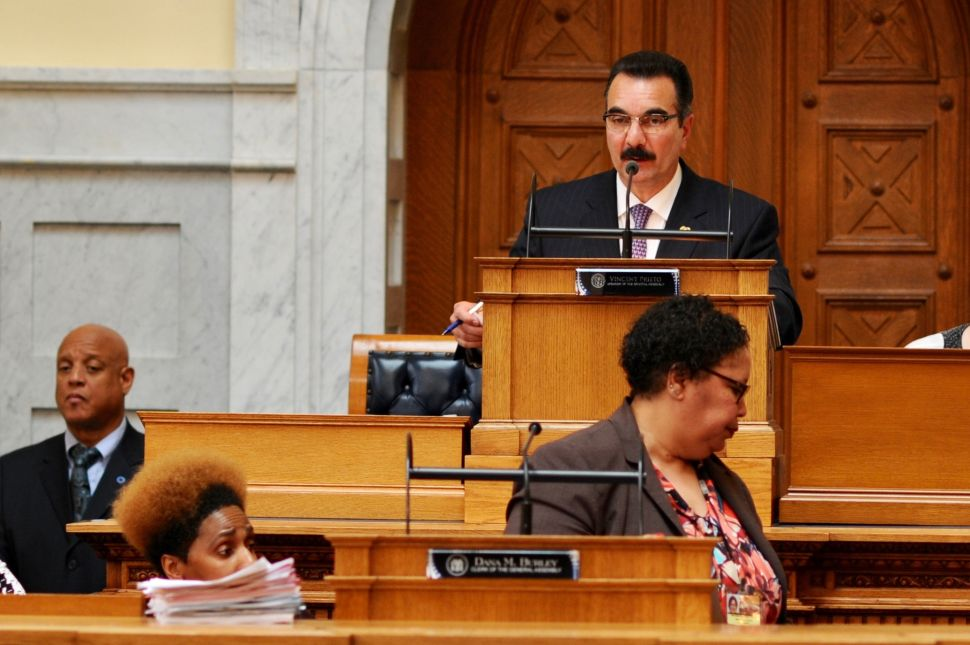 Democrats Plot to Oust Prieto Unless He Caves on Horizon