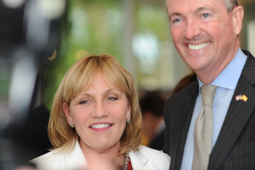Murphy Maintains Vast Fundraising Lead Over Guadagno