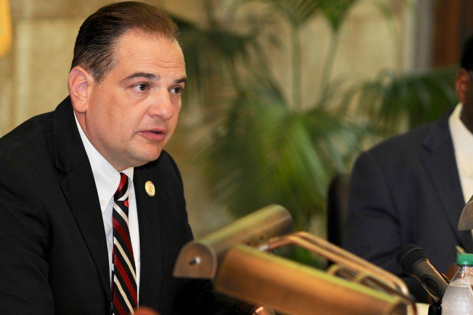 New Jersey Could Legalize Marijuana Next Spring, Scutari Says