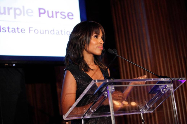 The Heartbreaking Reason Why Kerry Washington Designs Purses