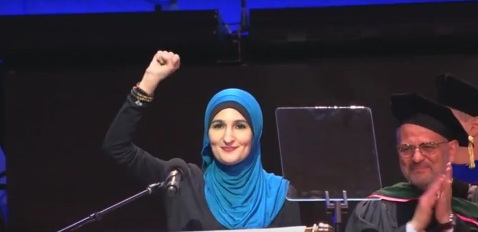 Activist Linda Sarsour Urges CUNY Students to 'Stay Righteously Outraged' in Controversial Commencement Speech