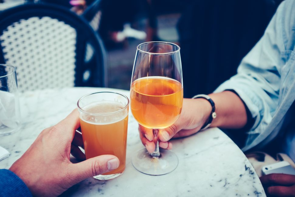 How to Enjoy Happy Hour—Without Ruining Your Skin