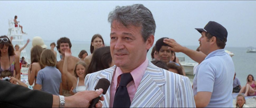 A Quick Word From: The Mayor in 'Jaws' Running for Re-election the Following Summer