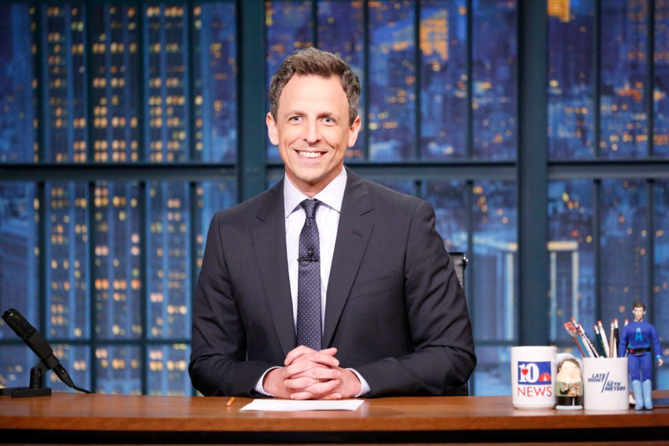 A Closer Look at Seth Meyer's 'Late Night' Adventure