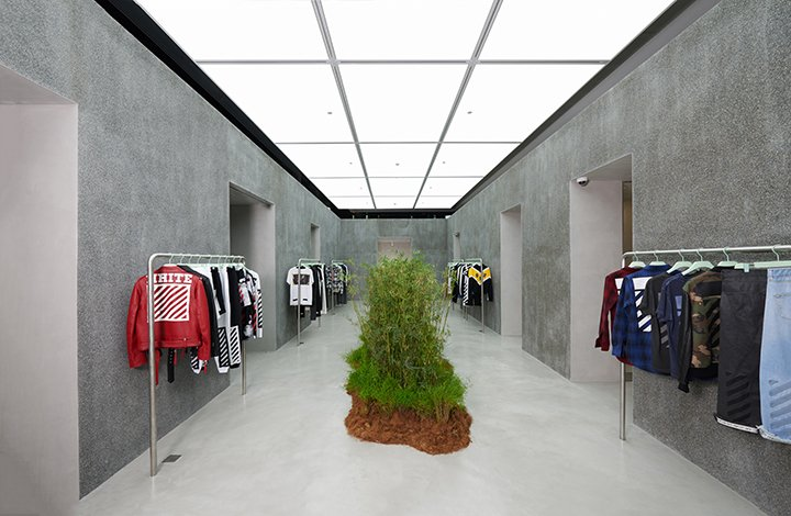 Virgil Abloh Is Opening an Off-White Store in NYC