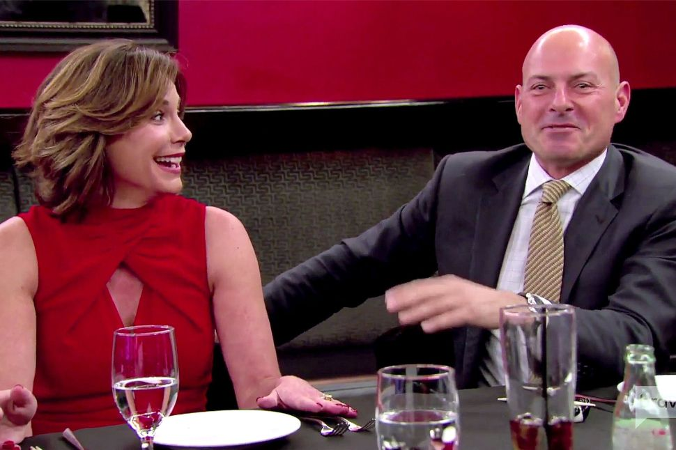 The Real Housewives of NYC 9×10: 'Black Out and Get Out'