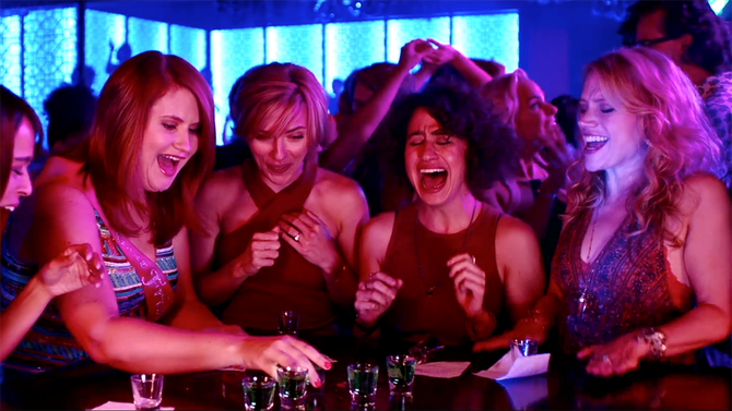 Movie Review: 'Rough Night?' Rough Watch