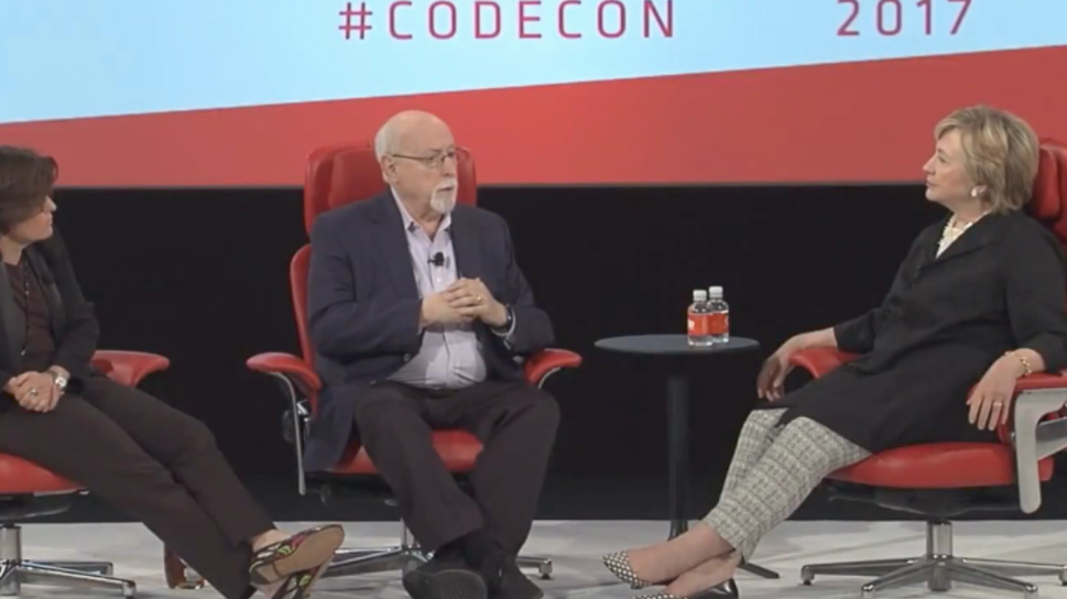 CodeCon '17 Was Tech Versus Trump