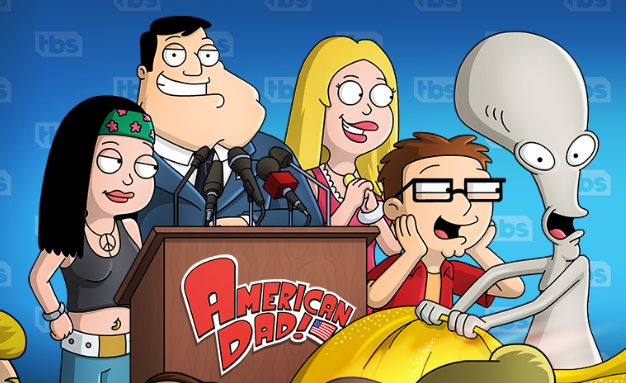 Seth MacFarlane Outdoes Career-Starter 'Family Guy' With 'American Dad!'