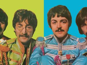 Sgt. Pepper.