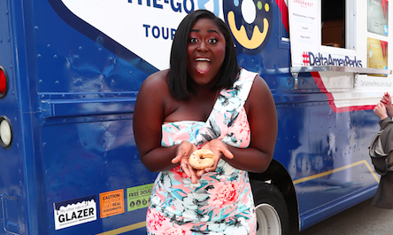 OITNB's Danielle Brooks Is All About New York in the Summer