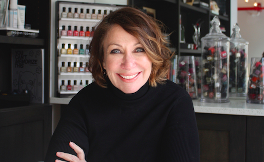 Deborah Lippmann Is a Celeb Manicurist…And a Jazz Singer