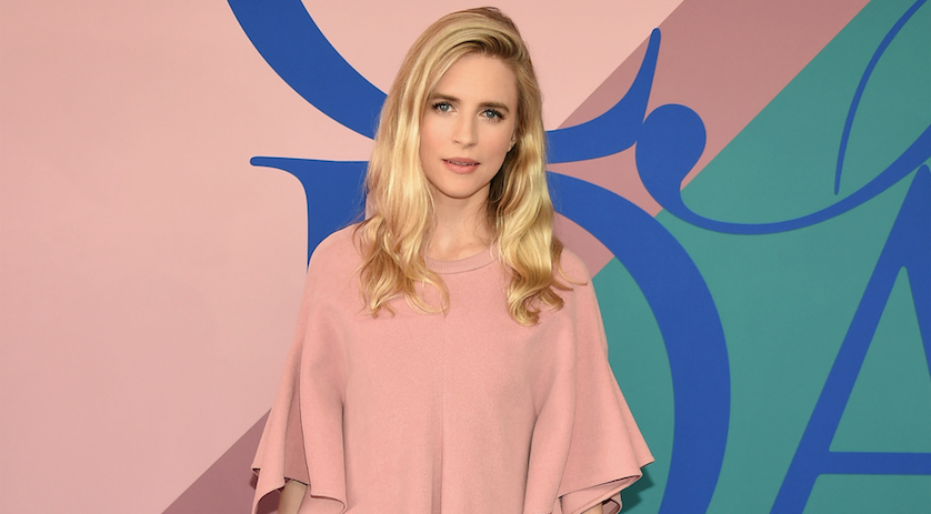 Brit Marling and Zoë Kravitz Embrace the Crazy Colors of Sies Marjan