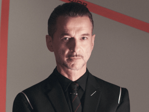 Dave Gahan for Dior Homme.