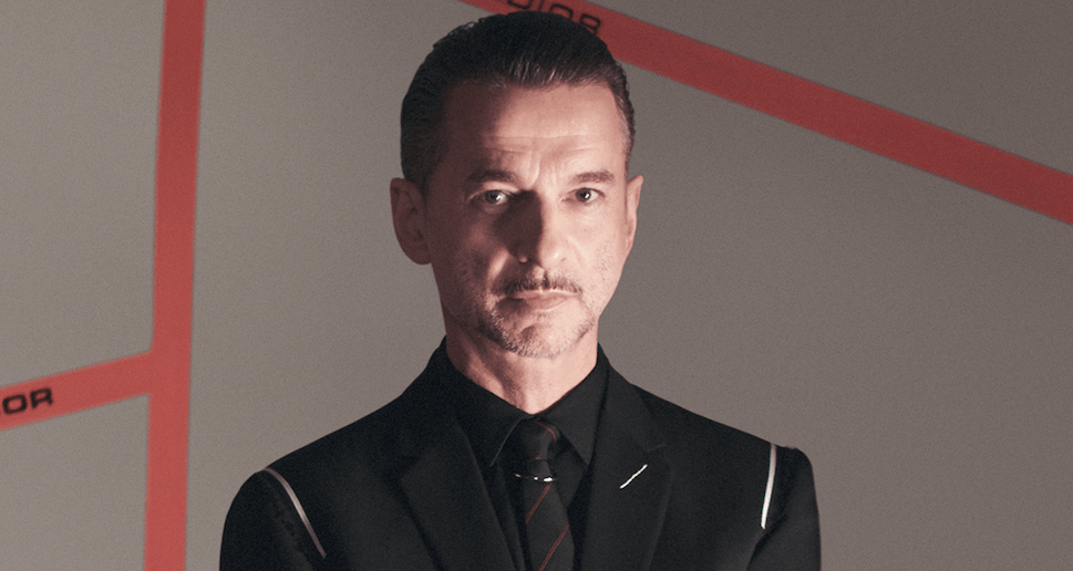 Depeche Mode Models for Dior Homme; M.A.C. Goes Blue for Chromat
