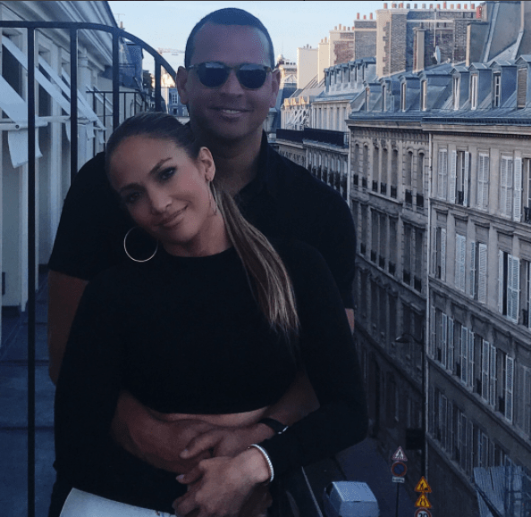 Jennifer Lopez and Alex Rodriguez Were the Chicest Tourists Ever