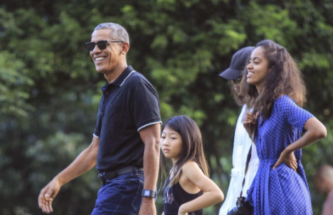 The Obamas Are on the Ultimate Family Trip in Indonesia