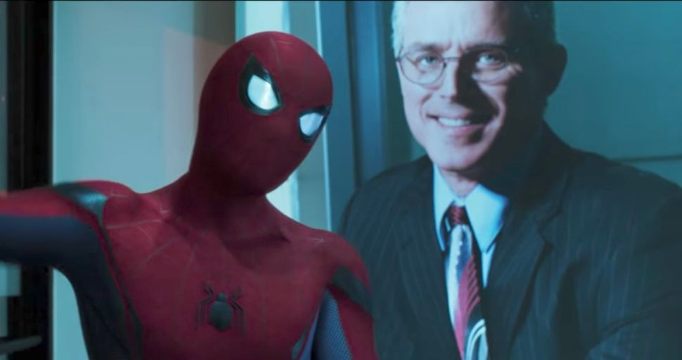 Imagined Dialogue For: 'Spider-Man: Homecoming'