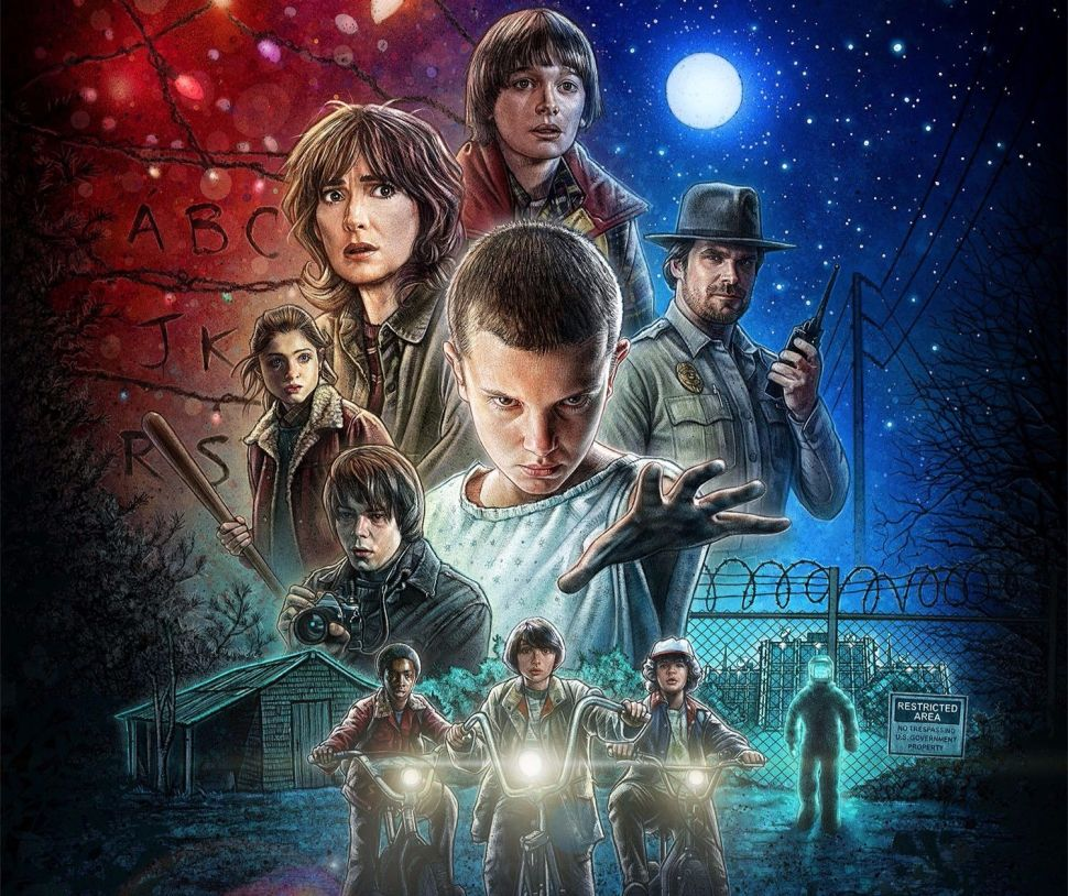 What Are Critics Saying About 'Stranger Things' Season 2?