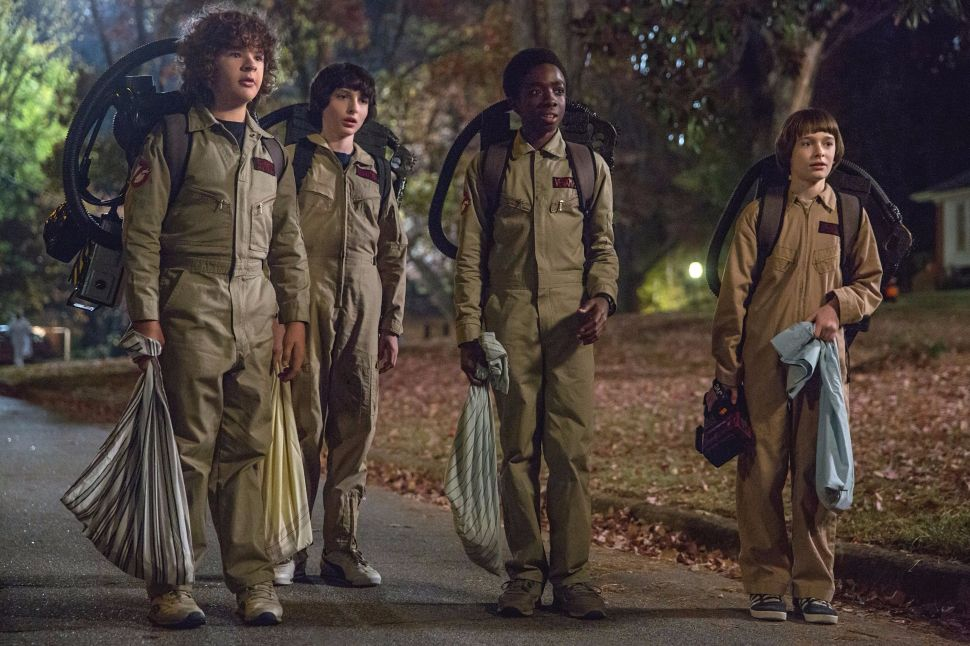 'Stranger Things' Is the Most Popular Streaming Show in the World