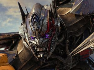 Optimus Prime, who is not good or bad, because he is a machine and machines are only as moral as those who operate them.