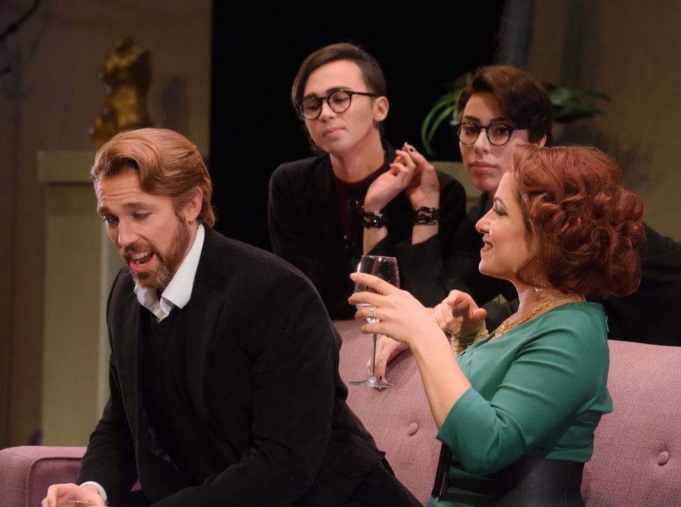 Death Is Sad, but Group Sex Is Sadder in Brooklyn Opera