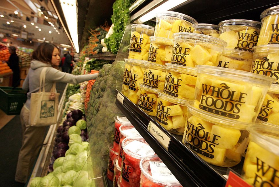 Barclays Reports Whole Foods' Quality Has Tanked Since Amazon Acquisition