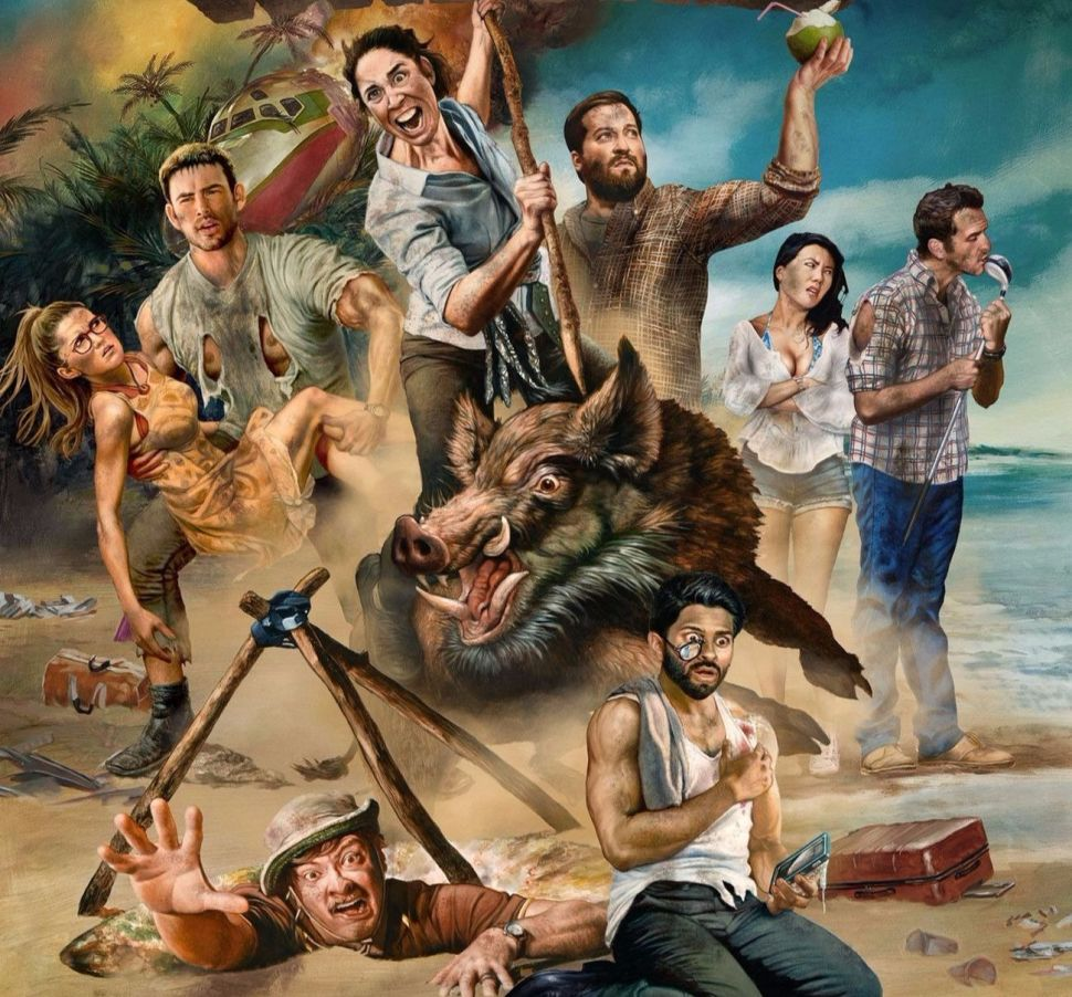 The 'Wrecked' Cast Teases Bigger Stakes in Season 2